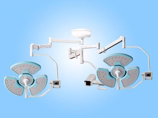 LED720/720外置摄像无影灯(三瓣)